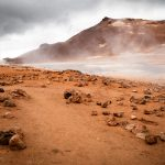 Surreal: The geothermal area Namafjall Hverir